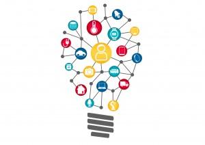 Ideation light bulb